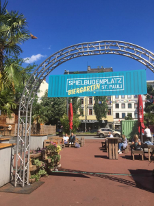 Spielbudenplatz for the Publisher Business Conference