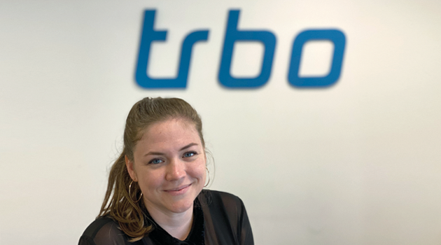 The trbo family continues to grow: Caroline Timm joins our team