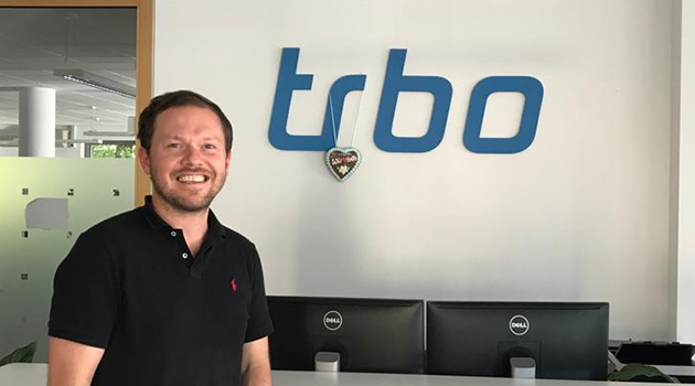 Markus Fröhlich starts as Chief Sales Officer at trbo