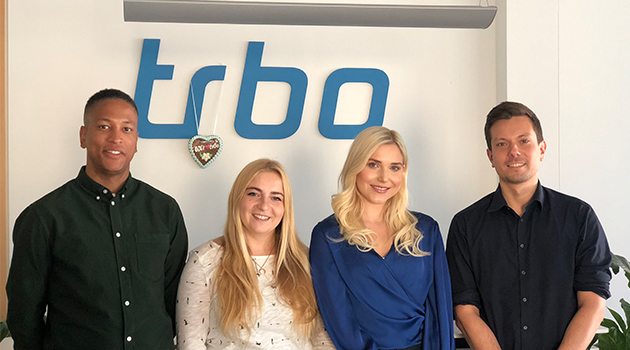 trbo continues to expand its team