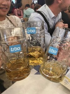 beer mugs with trbo