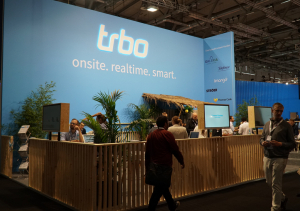 trbo booth at the dmexco 2019