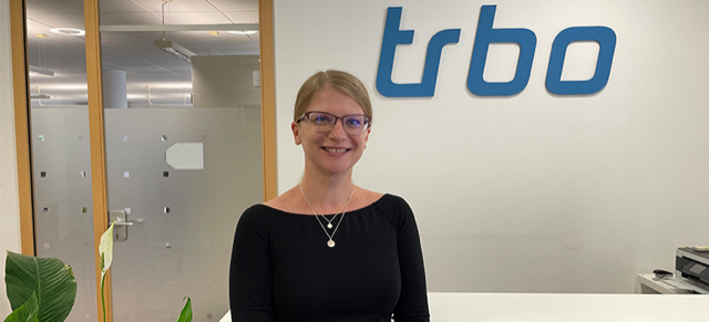 Growth in our account management: Olesja Birst joins trbo