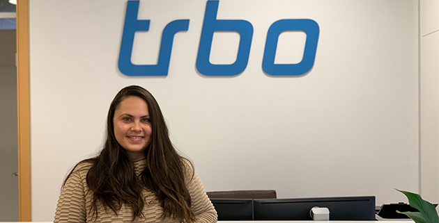 Katja Fröbisch, Senior Account Manager bei trbo
